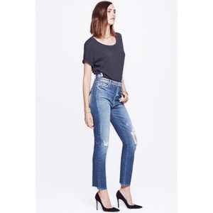 MOTHER Dazzler Shift jeans - Your Treat Or Mine